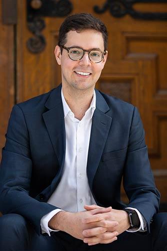Dr Mathieu Rousseau